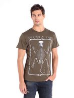 DIESEL T-AGID T-Shirt U f