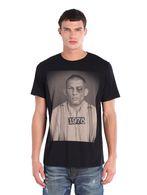 DIESEL T-ECKART Camiseta U f