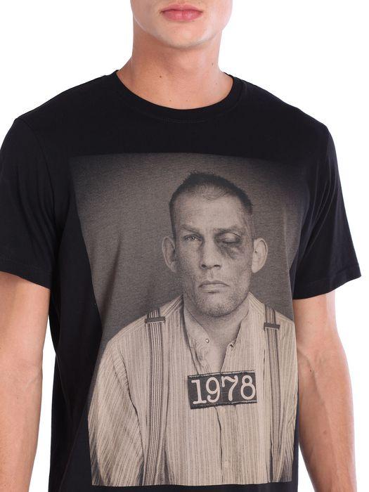 DIESEL T-ECKART Camiseta U a