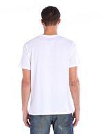 DIESEL T-ECKART T-Shirt U e