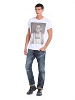 DIESEL T-ECKART T-Shirt U r