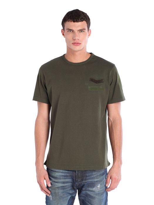 DIESEL T-BECCA T-Shirt U f