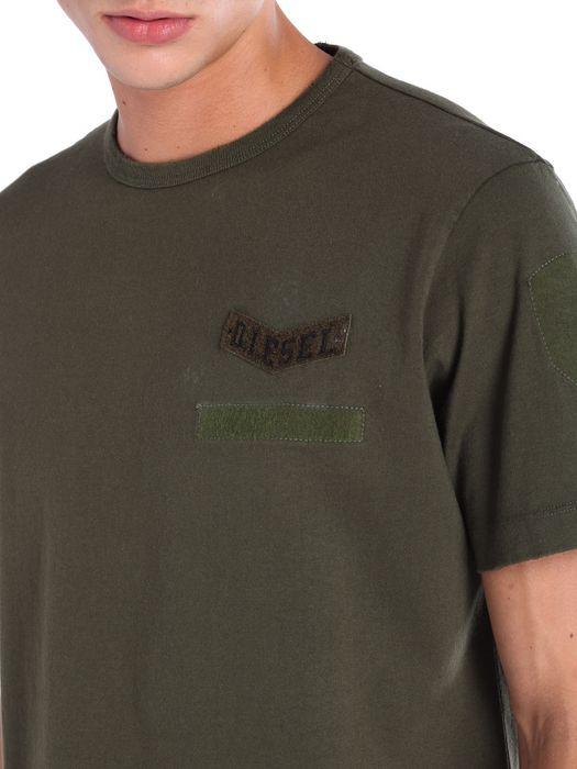 DIESEL T-BECCA T-Shirt U a