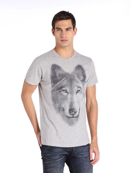 DIESEL T-WUB Camiseta U f