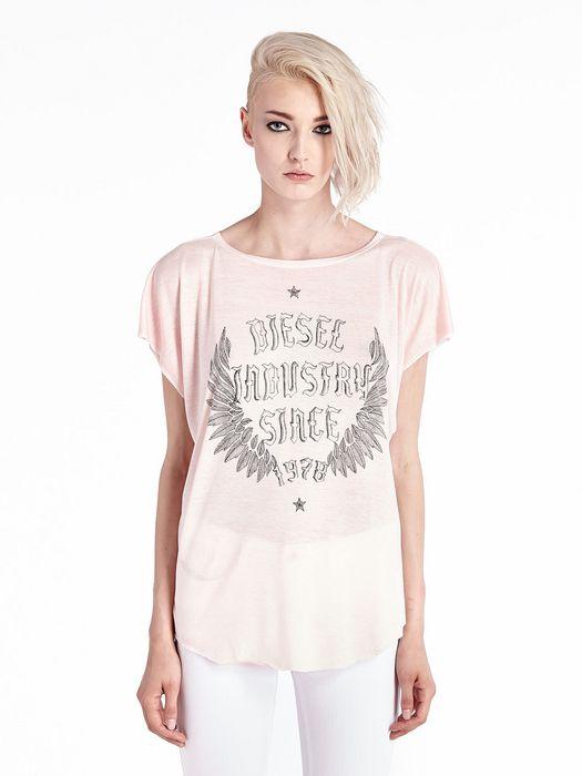 DIESEL T-SUM-R T-Shirt D f