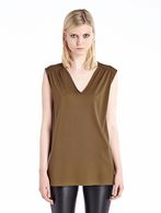 DIESEL BLACK GOLD TALIBU Tops D f