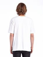 DIESEL BLACK GOLD TANOIA-BLAMEME T-Shirt U e
