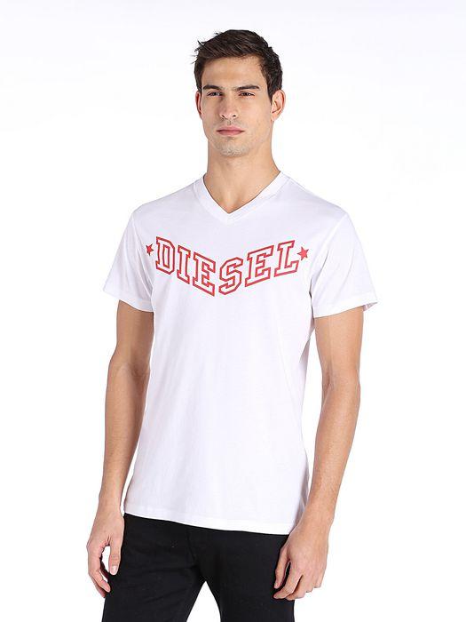 DIESEL T-KRITIL Camiseta U f