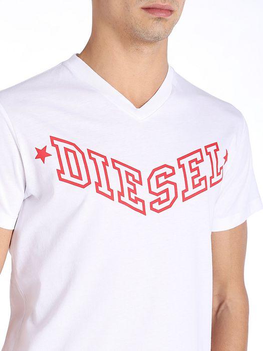 DIESEL T-KRITIL Camiseta U a