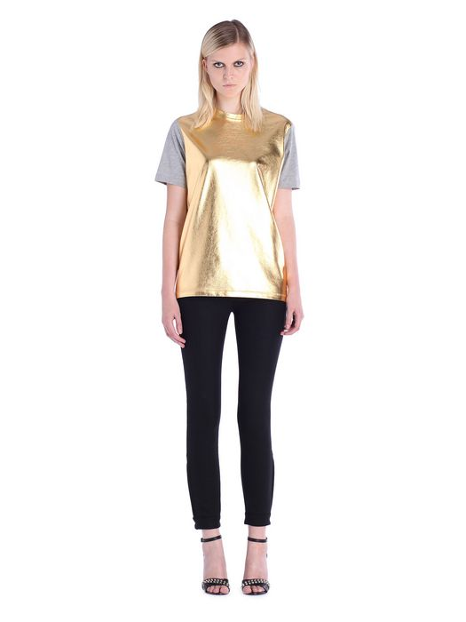 DIESEL BLACK GOLD TAMAL T-Shirt D r