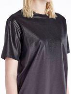 DIESEL BLACK GOLD TAMAL Camiseta D a