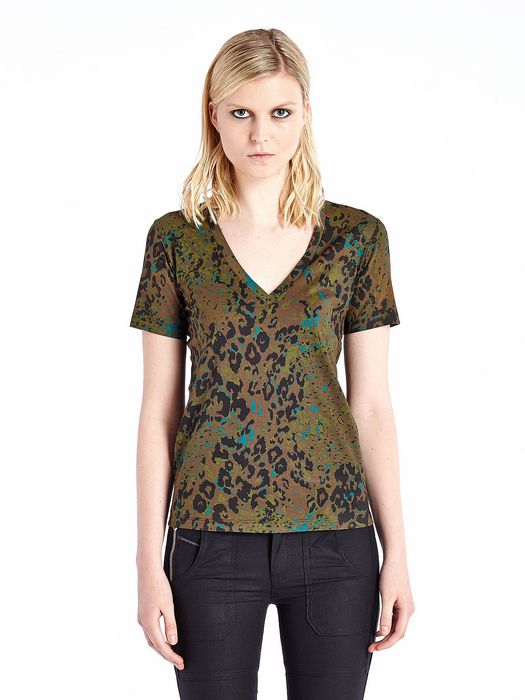 DIESEL BLACK GOLD TANDEN T-Shirt D f