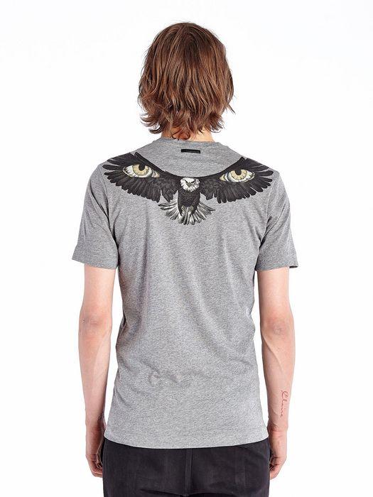 DIESEL BLACK GOLD TORICIY-EAGLEYES T-Shirt U f