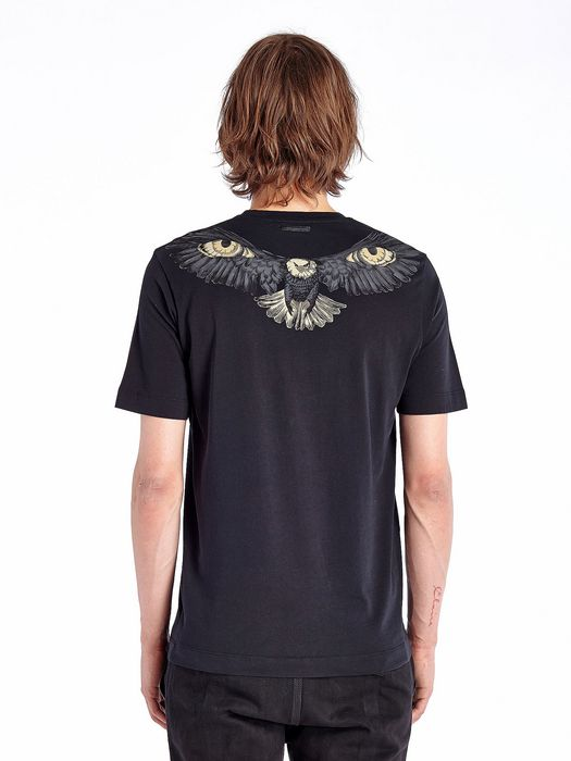 DIESEL BLACK GOLD TORICIY-EAGLEYES T-Shirt U f