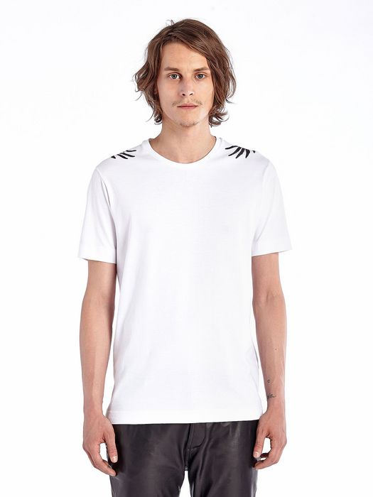 DIESEL BLACK GOLD TORICIY-EAGLEYES T-Shirt U e