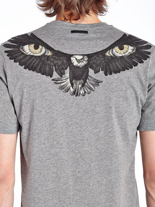 DIESEL BLACK GOLD TORICIY-EAGLEYES T-Shirt U a