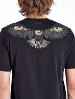 DIESEL BLACK GOLD TORICIY-EAGLEYES T-Shirt U a