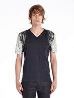 DIESEL BLACK GOLD TIRITTO-METAZODIAC T-Shirt U f