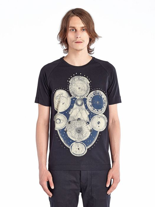 DIESEL BLACK GOLD TOMINOVIY-STELLARSCH T-Shirt U f