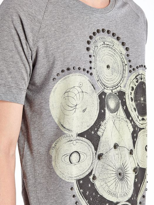 DIESEL BLACK GOLD TOMINOVIY-STELLARSCH Camiseta U a