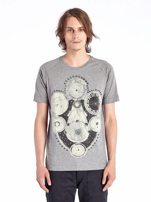 DIESEL BLACK GOLD TOMINOVIY-STELLARSCH Camiseta U f