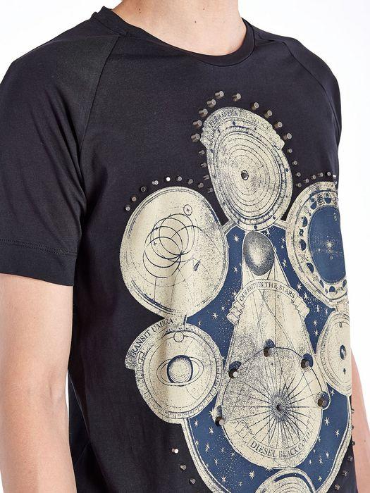 DIESEL BLACK GOLD TOMINOVIY-STELLARSCH T-Shirt U a