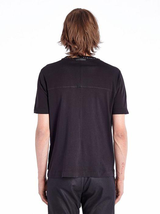 DIESEL BLACK GOLD TUTTASTUDS T-Shirt U e