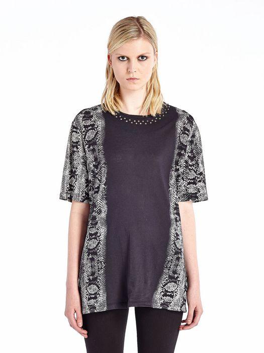DIESEL BLACK GOLD TAMAL-A T-Shirt D f