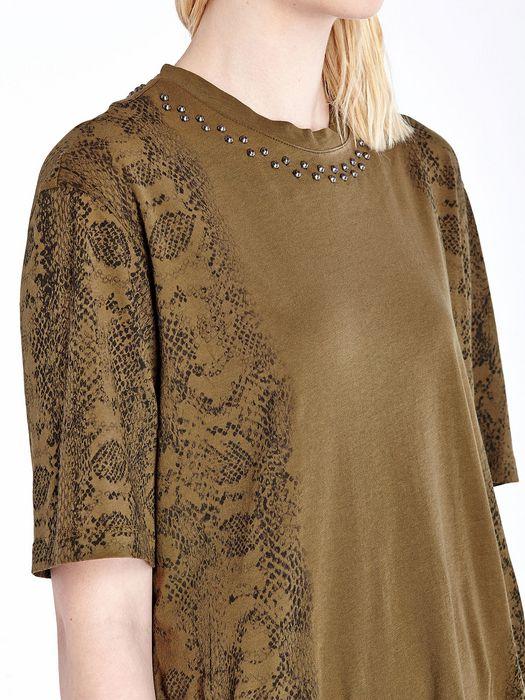 DIESEL BLACK GOLD TAMAL-A T-Shirt D a
