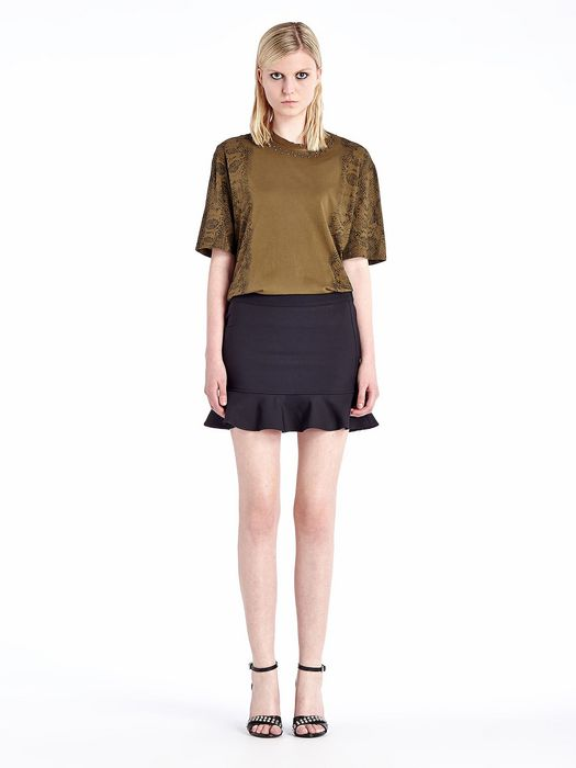 DIESEL BLACK GOLD TAMAL-A T-Shirt D r