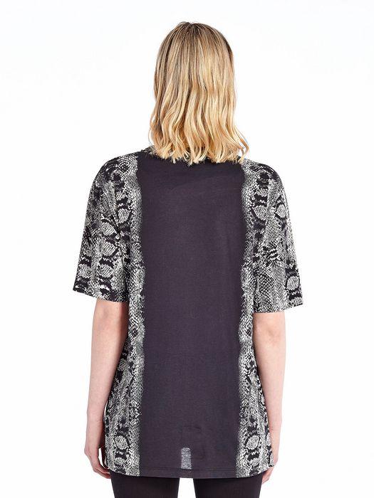 DIESEL BLACK GOLD TAMAL-A T-Shirt D e