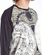 DIESEL BLACK GOLD TENCHETI-ADASTRA-LF T-Shirt U a