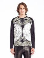 DIESEL BLACK GOLD TENCHETI-ADASTRA-LF T-Shirt U f