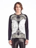 DIESEL BLACK GOLD TENCHETI-ADASTRA-LF Camiseta U f