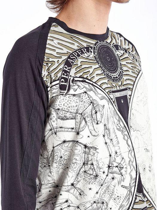 DIESEL BLACK GOLD TENCHETI-ADASTRA-LF Camiseta U a