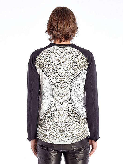 DIESEL BLACK GOLD TENCHETI-ADASTRA-LF Camiseta U e