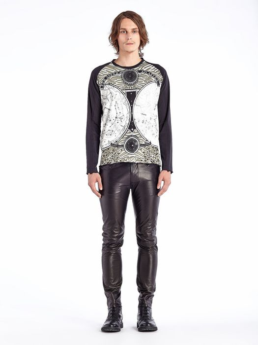 DIESEL BLACK GOLD TENCHETI-ADASTRA-LF Camiseta U r