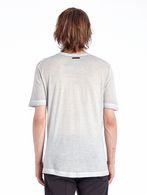 DIESEL BLACK GOLD TAICIY-BLAMEME-LF T-Shirt U e