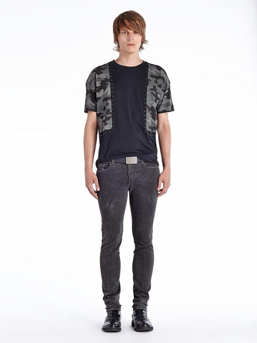 DIESEL BLACK GOLD TIGROS-CAMOMETAZOD-L T-Shirt U r