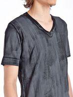 DIESEL BLACK GOLD TOLCORE-DEEP-LF T-Shirt U a