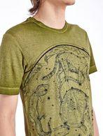 DIESEL BLACK GOLD TORICIY-CONSTELMAP-L T-Shirt U a