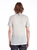DIESEL BLACK GOLD TORICIY-CONSTELMAP-L T-Shirt U e