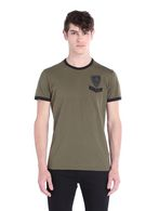 DIESEL T-MAZ T-Shirt U f