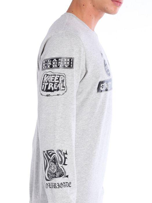 DIESEL T-P-LONG Camiseta U a