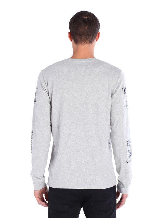 DIESEL T-P-LONG Camiseta U e