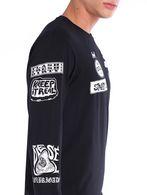 DIESEL T-P-LONG T-Shirt U a