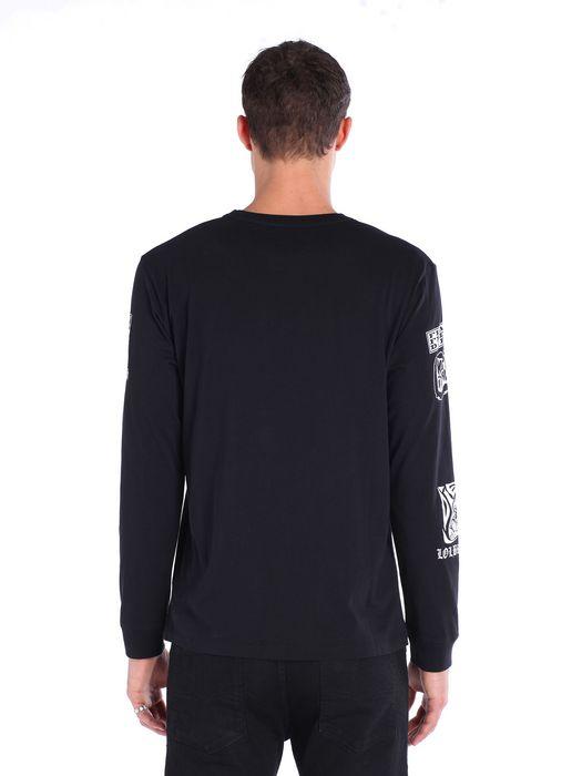 DIESEL T-P-LONG T-Shirt U e