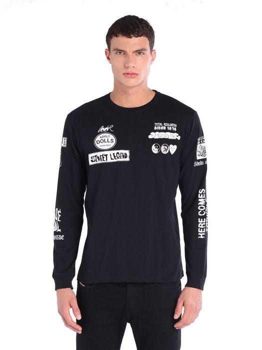 DIESEL T-P-LONG T-Shirt U f