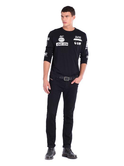 DIESEL T-P-LONG T-Shirt U r