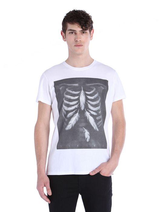 DIESEL T-ROLT T-Shirt U f